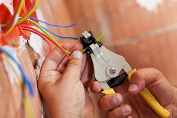 New Construction Electrical Wiring